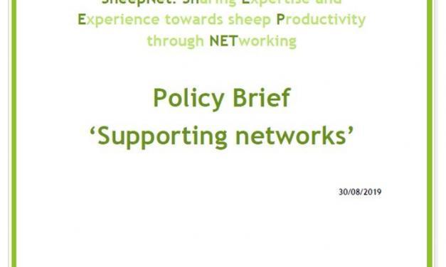 Supportare le reti di lavoro tematiche