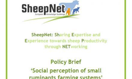 Resumen Políticas – Percepción social de los sistemas de ovino y caprino