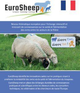 Eurosheep Network Flyer - French